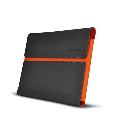 Lenovo 888017364 Ultra Slim Schutzhülle für Yoga Tablet 2 Pro (13 Zoll, mit Standfunktion inkl. Displayschutzfolie) orange