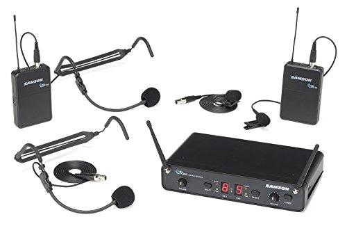 Samson Concert 288 Presentation Dual-Channel Wireless System (Channel I)