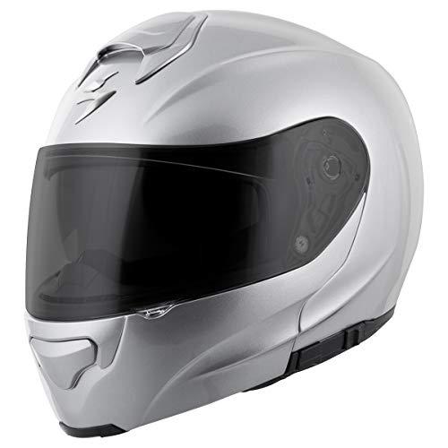 ScorpionExo EXO-GT3000 Solid Full Face Modular Helmet (Black, Large)