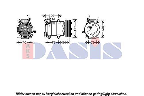 AKS Dasis 851096N Compresor, aire acondicionado