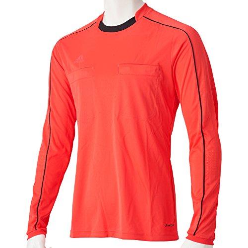 adidas Erwachsene Trikot Referee 16 Jersey Long Sleeve Schiedsrichtertrikot, Shock Red/Black, L