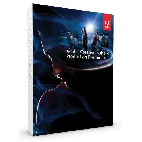 Adobe Production Premium CS6 [PC]
