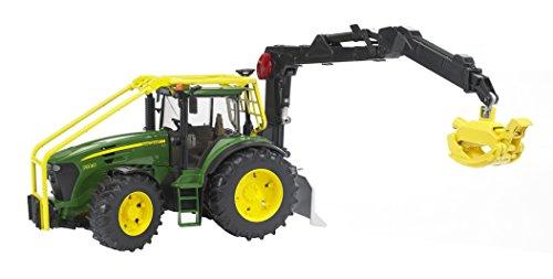 Bruder 03053 - John Deere 7930 Forsttraktor