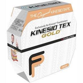 Kinesio174; Tex Gold FP Kinesiology Tape, 2' x 34 yds, Beige, Bulk...