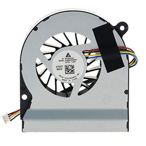 Eieshupug Ventilador de CPU para Intel NUC Kit NUC6i7KYK KSB0605HB 1323-00U9000