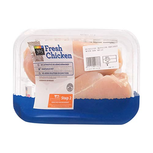 365 Everyday Value Prepacked Boneless Skinless Chicken Breast (Step 2)