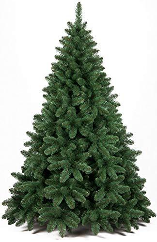 Flora Albero di Natale Artificiale 2.40 MT Piccadilly 1464 Rami