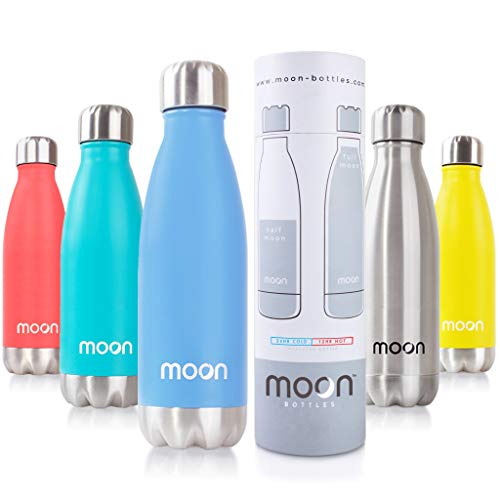Chillies Bottiglia Dacqua Chilli Bottles Chillys 500ml Long Hot Gym Metal Drinks Bicicletta per Vacuum Steel Thermos Sport Waterbottle Flask Chilly Stainless Bpa Gratis