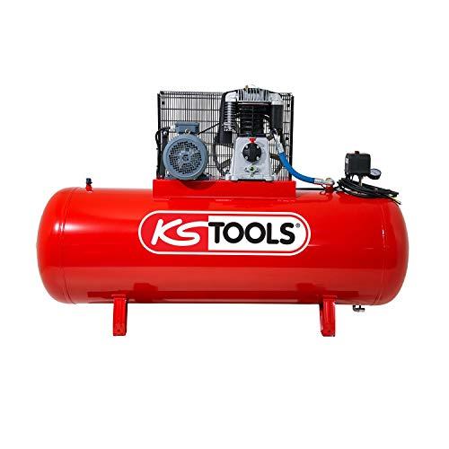 KS Tools - Compresseur sur cuve haute pression, 500L 13bar