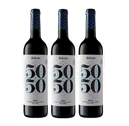 BELEZOS Belezos 50/50, pack de 3 botellas - 2250 ml