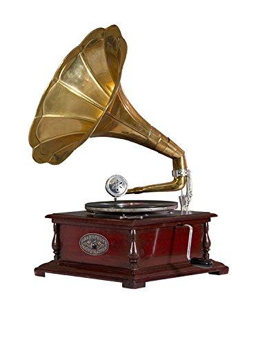TUTTAMBI Elemento Decorativo Gramophone