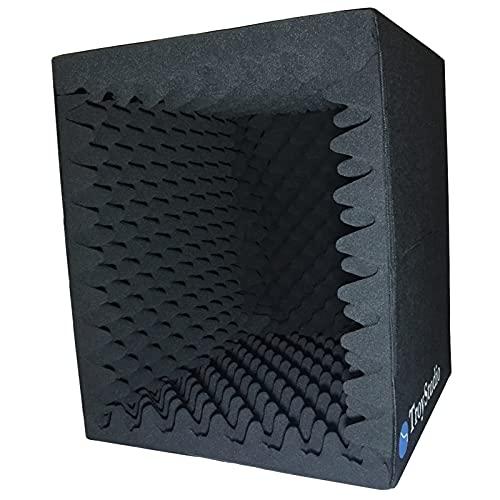 BXI Portable Sound Recording Vocal Booth Box - |Reflection Filter &...
