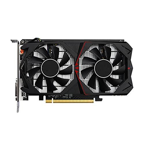 RKRLJX Tarjeta de Video GTX960 4GB 2GB 128Bit GDDR5 Apta para Tarjetas gráficas Fit for Geforce GTX 960 Non GXT 1060 1650750 1050 Ti GPU Tarjeta gráfica para Juegos(Color:GTX960 2GB)
