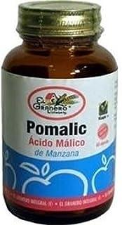 Pomalic (Ácido Malico) 60 cápsulas de El Granero Integral