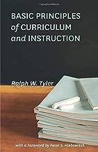 basic principles of curriculum design
