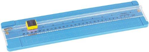 PEARL Schneidebrett Büro: A4-Papierschneidemaschine mit Ersatzklinge (Papierschneidebrett)