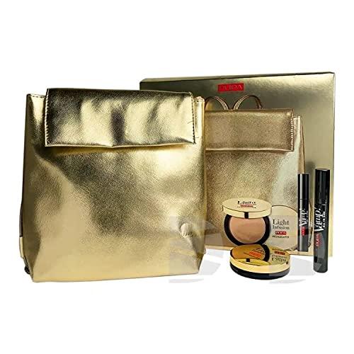 PUPA Vamp Extrablack Mascara & Light Infusion 001 Ref.040322A