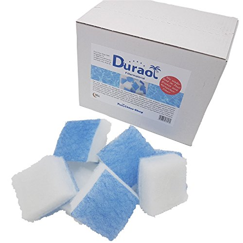 Duraol Filtermaterial für Sandfilteranlagen