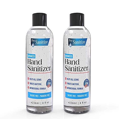 Our #2 Pick is the Pro Sanitize Waterless Hand Sanitizer