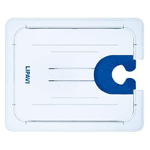 LIPAVI - Tapa universal Sous Vide para contenedor LIPAVI C10 - compatible con Anova, Joule y más