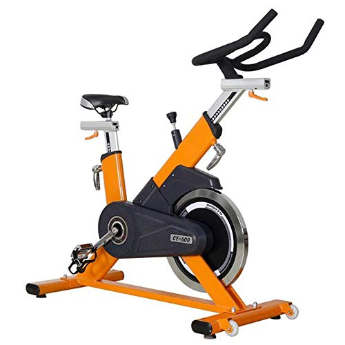 Great Price! LJHHH Mini Exercise Bike Portable Home Pedal,with Resistance Bands Comfy Seat and Handl...