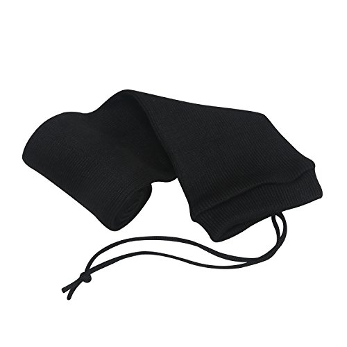 Tourbon Knitted Shotgun Sock Sleeve 28 inch for Mossberg Shockwave - Black
