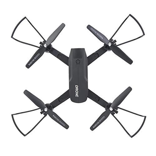 WANGYOUCAO Posicionamiento de Flujo óptico Drone RC Cuadricóptero Plegable Despegue de un botón con cámara HD para Modelo de avión (cámara Gran Angular 4K) (Color : 2 Million (720P) Camera)