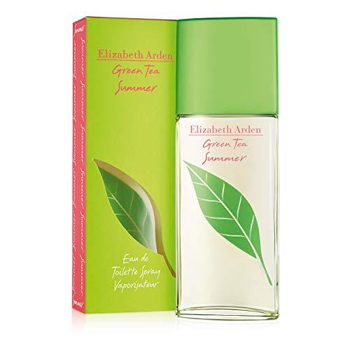 Elizabeth Arden Green Tea Summer 100 ml Eau de Toilette Spray fr Sie, 1er Pack (1 x 100 ml)