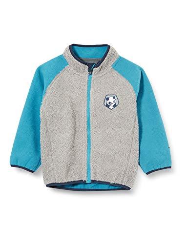 Color Kids Fleece Jacket Chaqueta con Forro, Surf Hawaiano, 80 cm para Bebés
