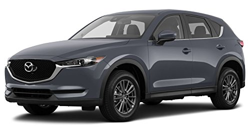 2017 Mazda CX-5 Grand Select, All Wheel Drive, Machine Gray Metallic