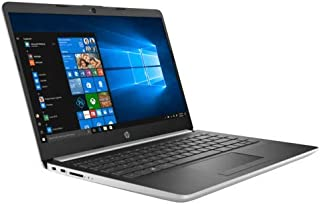 HP Notebook - 14-cf1001ne, Intel Core i5-8265U, 14 inch-Full HD, 1TB HDD, 4GB, Shared Graphics, Eng-Arb KB, Windows 10 Home, Silver