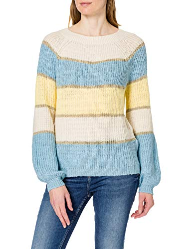 Springfield Jersey Color Block Pasteles Suéter para Mujer