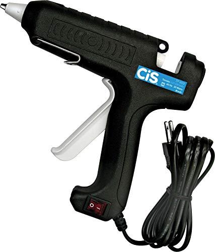 Pistola de Cola Quente, Sertic 43.6200, Multicor, Pacote com 1 Unidade