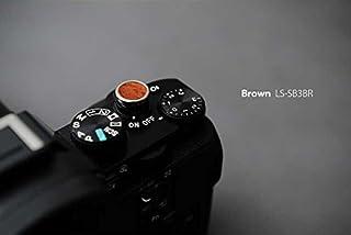 【日本正規販売店】LIM'S/リムズ Italian MINERVA Genuine Leather Digital Camera Soft button LS-SB3 6colors デジタルカメラ用 ソフトボタン 貼り付けタイプ イタリアン...