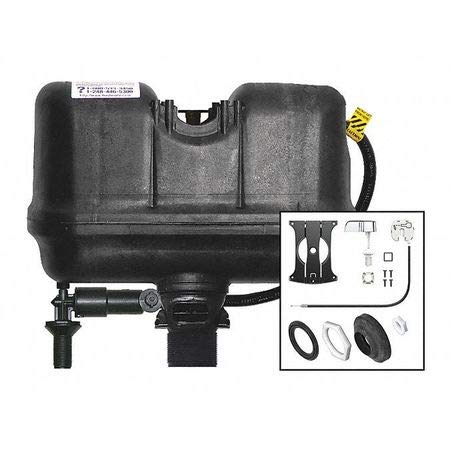 Flushmate M-101526-F3H1K FM 503 1.28 gpf Left or Right hand lever change-out kit Pressure Assist tank conversion for using PF2 system and Eco-Flush