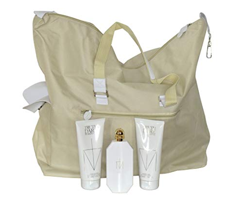 Madonna Tuth or Dare Mega Set 75ml EDP + 200 ml Shower Gel + 200 ml Body Lotion + Handgepäcktasche