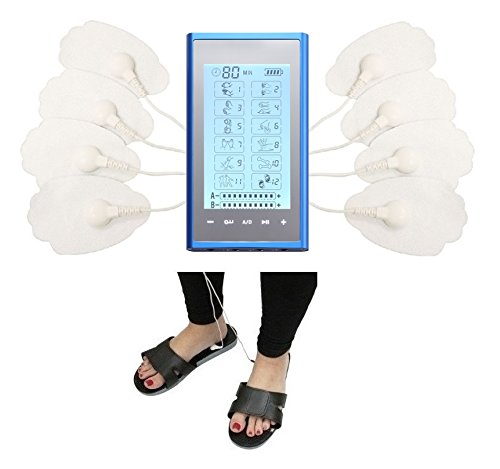 Healthmateforever 12 Modes Touch Screen Electrotherapy Back Pain Relief...