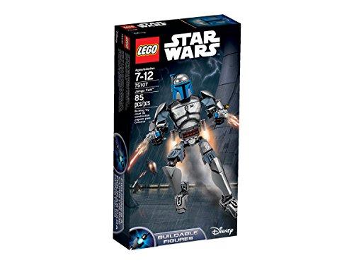LEGO Star Wars 75107 Jango Fett Building Kit by
