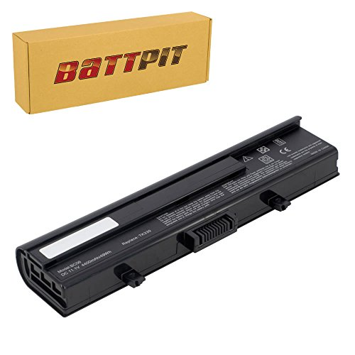 BattPit Laptop Battery for Dell TK330 RU006 GP975 PP28L Inspiron XPS M1530 - High Performance [6-Cell/4400mAh/49Wh]