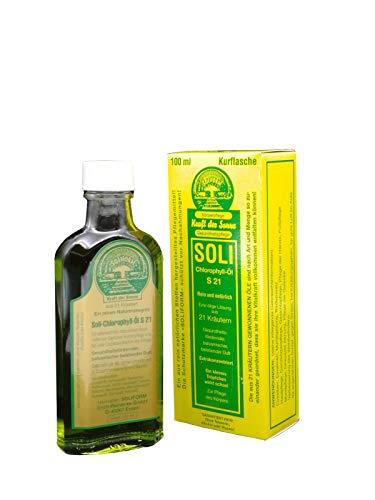 Solichlorophyll S21, 100 ml
