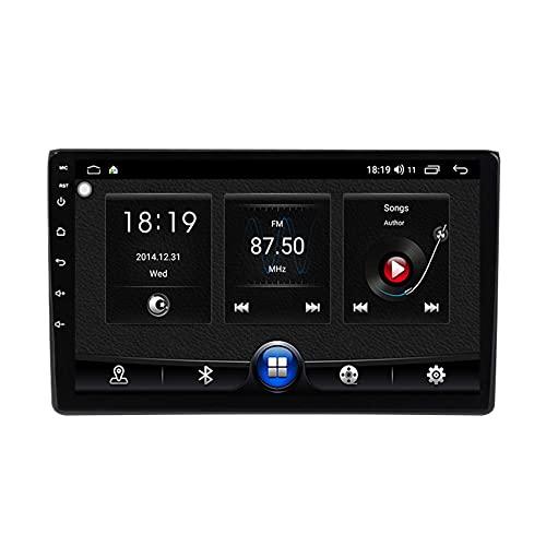 KLL Android 10 Coche Multimedia Video para Audi A4 2002-2008 Jugador de la navegación del GPS Multi-Pantalla táctil Espejo Enlace BT5.0 RDS DSP Carplay Incorporado