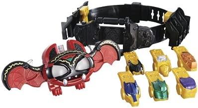 Bandai Masked Rider Kiva Henshin Belt & Fuessule DX Dark Kivatt Belt