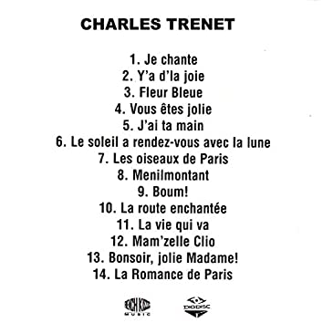 Charles Trenet Collection