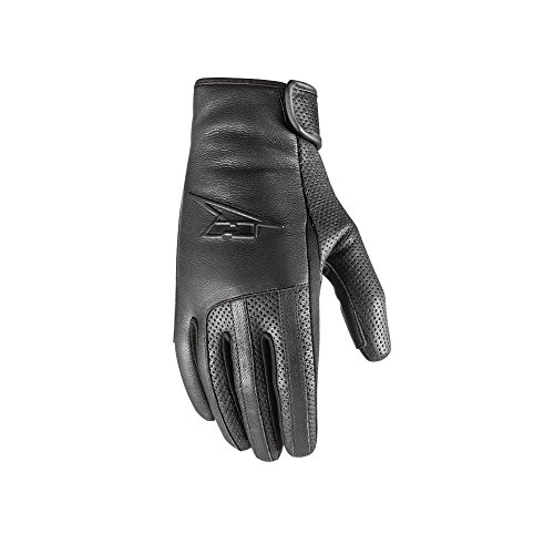 AXO Guantes Smooth, color Negro, talla L