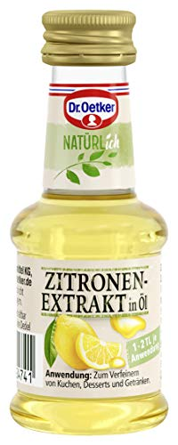 Dr. Oetker Natürlich Zitronenextrakt, 31.8850 g