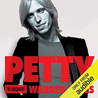Petty: The Biography audiobook cover art