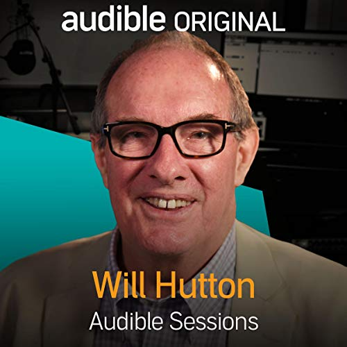 Will Hutton audiobook cover art
