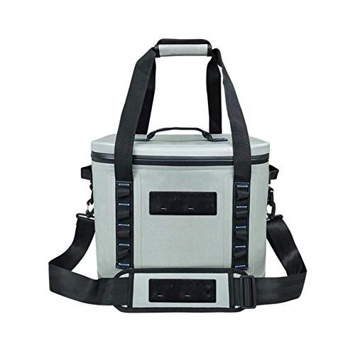 Autokoeler, koelbox, geïsoleerde rugzak, 30 liter, lichtgewicht, met grote capaciteit, waterdichte koeltassen voor kamperen, wandelen, lunch, picknick dagrugzak