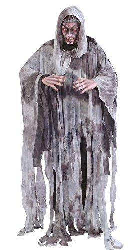 Guirca - Disfraz de Hombre Negro Fantasma, Color 80445