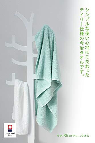 hiorie(ヒオリエ)今治タオル認定バスタオルリバースタオル2枚セットモカ日本製速乾今治ブランド